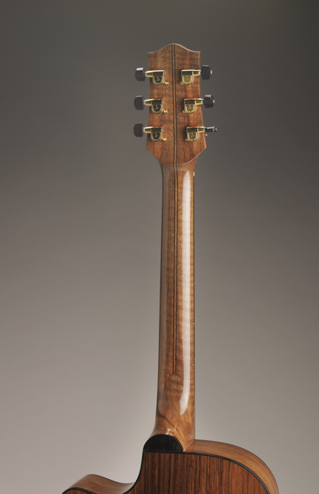 Claro Walnut Neck