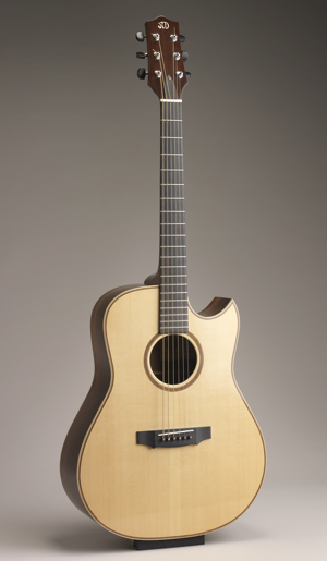 Dreadnought Flat Top Engleman Spruce Top